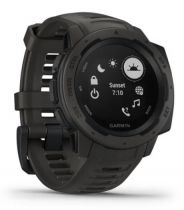 Fitness tracker / Smart wristband - Garmin Instinct graphite/black