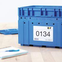 Carta - Herma Etiketten 210x297 10 Blatt DIN A4 10 pcs    8637