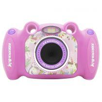 Revenda Camaras Digitais Easypix - Câmara digital Easypix KiddyPix Blizz pink