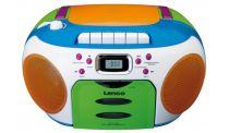 Comprar Rádio Cassette / CD - Radio Cassette Lenco SCD-971