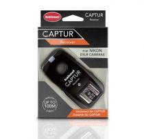 Commandi Flash - Hahnel Receptor CAPTUR Nikon