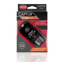 Commandi Flash - Hahnel Receptor CAPTUR Canon