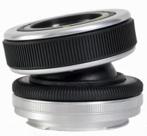 Obiettivi per Olympus - Lensbaby Composer W/Double Glass Optic-Olympus 4/3