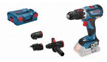 Avvitatori - Bosch GSR 18V-60 FC Trapano avvitatore a batteria