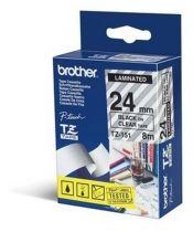 Accessori Stampanti - Brother labelling tape TZE-151 Nero on transparent    24 mm