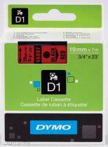 Accessori Stampanti - Dymo D1 Schriftband 19 mm x 7 m Nero per red