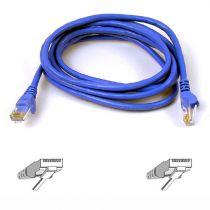 Cavi Ethernet - Belkin CAT6 network cable 1,0 m UTP blue snagless