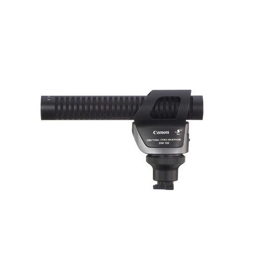 Microfone Canon DM-100 Microfon