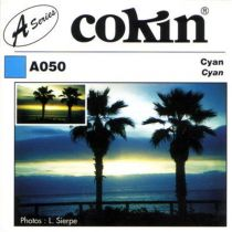 Revenda Filtros Cokin - Filtro Cokin Filtro A050 Cyan