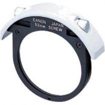 Revenda Outros acessórios - Canon filter holder para drop in filter 52mm