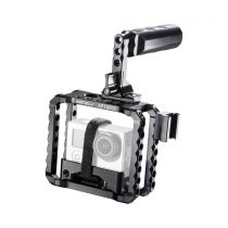 Treppiedi Videocamara Action - walimex pro Action-Set per GoPro