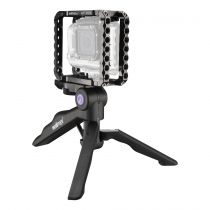 Treppiedi Videocamara Action - walimex pro Action Set per GoPro