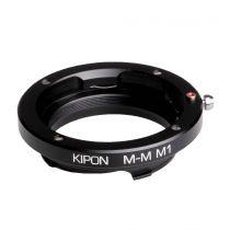 Revenda Adaptadores Objectivas - Kipon Adaptador para Leica M para Leica M Macro 1/8.1