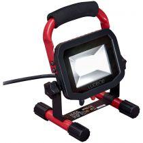 Illuminazione esterna - Illuminazione esterna Luceco LED Slimline Work Light 22W 180