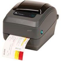 Revenda Impressoras Etiquetas - Impressora Etiquetas Zebra GX430t rev.2, label printer black, USB, EPL