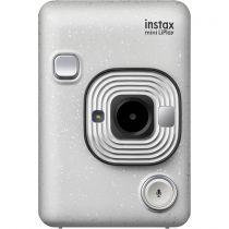 Revenda Câmaras instantâneas - Fujifilm instax mini LiPlay stone Branco