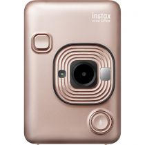 Revenda Câmaras instantâneas - Fujifilm instax mini LiPlay blush gold