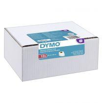 Carta - Dymo Adress-Etiketten 28 x 89 mm Bianco 12x 130 St.