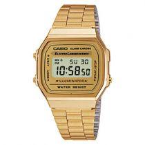 Casio - Orologi da pulso CASIO A-168WG-9E/9W
