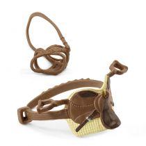 Figurini Animali - Schleich Horse Club        42492 Saddle & Bridle Sarah & M