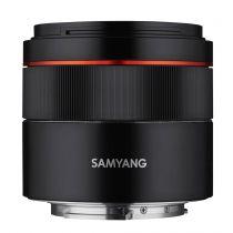 Revenda Objectivas p/ Sony - Objetiva Samyang AF 1,8/45 Sony E-Mount