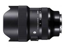 Revenda Objectivas p/ Sony - Objetiva Sigma 2,8/14-24 DG DN Art Sony E-Mount