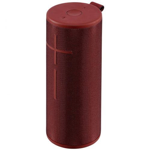 Colunas sem fio Ultimate Ears Boom 3 vermelho
