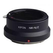Adattatori per obiettivi - Kipon Adattatori Nikon F Lens an Nikon Z Kamera