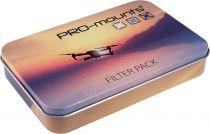 Revenda Acessórios Drones - PRO-mounts Filtro 3x Pack ND/PL para DJI Mavic 2 Zoom