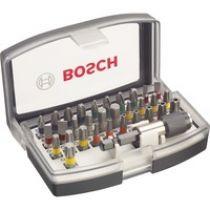 Accessori - Bosch screwdriver set Extrahard, 32-piece