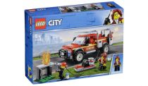 Lego - LEGO City 60231 Fire Chief Response Truck