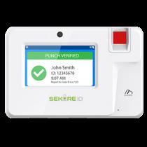Access Control - SekureID -Lettore biométrico autónomo de presença Identific
