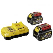 Batterie per strumenti - DeWalt DCB118T2-QW Batteria-Starter-Kit