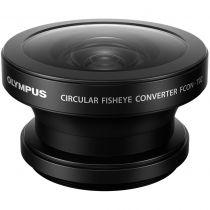 Revenda Conversores - Olympus FCON-T02 Fish-Eye Konverter para TG-Kameras