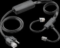 Revenda Auriculares - Plantronics Electronic Hook Switch Cabo APC-43 (Cisco)