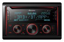 Revenda Pioneer - Auto rádio Pioneer FH-S820DAB