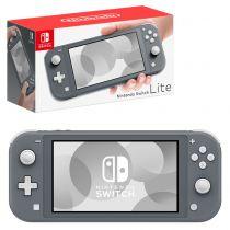 Revenda Nintendo - Consola jogos Nintendo Switch Lite cinza
