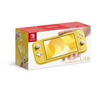 Revenda Nintendo - Consola jogos Nintendo Switch Lite amarelo