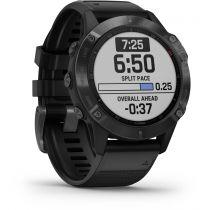 GPS Trekking Portatili - Garmin fenix 6 Pro black/black