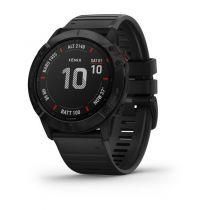 GPS Trekking Portatili - Garmin fenix 6X Sapphire DLC black/grey