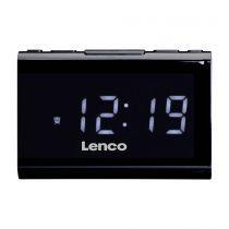 Revenda Relógios/Despertadores - Despertador Lenco CR-525BK