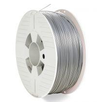 Accessori Stampanti 3D - Verbatim 3D Stampante Filament PLA 1,75 mm 1 kg Argento/meta