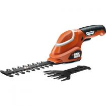 Revenda Corta sebes - Corta sebes BLACK&DECKER GSL700 orange/black L