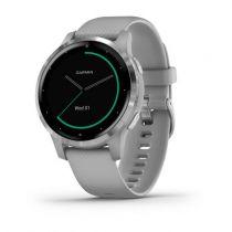 Revenda GPS Corrida / Fitness - Relógio desporto Garmin vivoactive 4S grey/silver