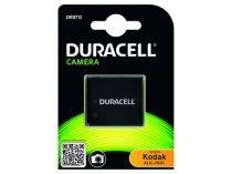 Batterie per Kodak - Batteria Duracell Li-Ion Batteria 700mAh per Kodak KLIC-7001