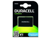 Batterie per Panasonic - Batteria Duracell Li-Ion Batteria 890mAh per Panasonic DMW-B