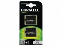 Batterie Videocamara Action - 1x2 Duracell Li-Ion Batteria 1250mAh per GoPro Hero 5/Hero 6