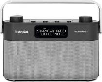 Revenda Rádios / Recetores Mundiais - Radio Technisat TechniRadio 8 preto/prata