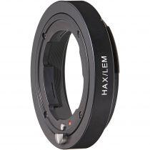 Revenda Adaptadores Objetivas - Novoflex Adaptador Leica-M Lens an Hasselblad X-Mount