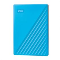 Hard disk esterni - Hard disk esterni Western Digital My Passport 4TB blue HD